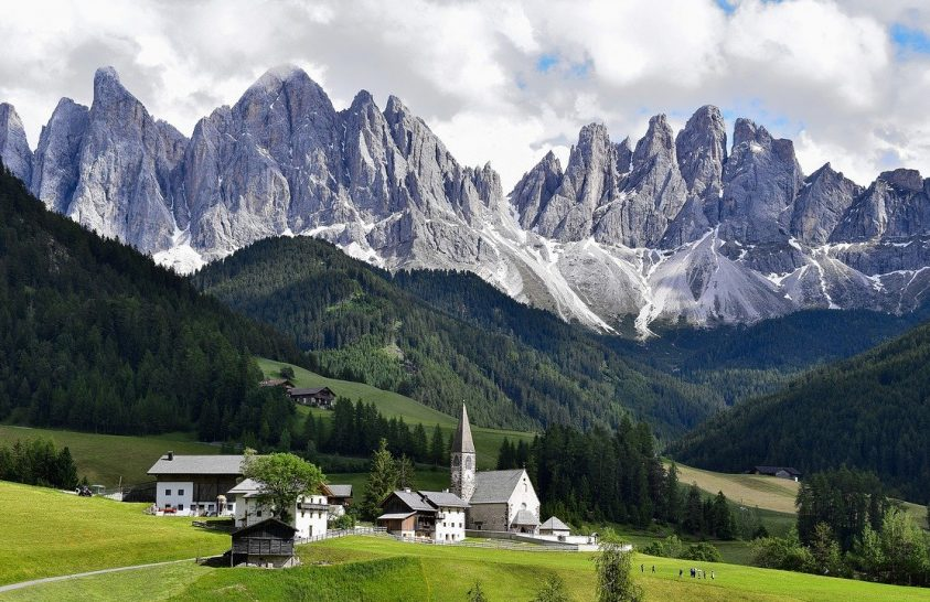 Zergemúmiát találtak az olasz Alpokban