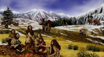 Ez volt a neandervölgyiek válasza a klímaváltozásra
