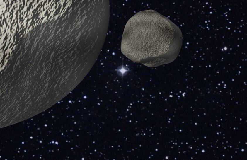 Kettős objektumot találtak a Naprendszer szélén