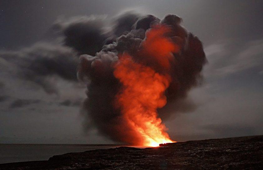 A vártnál jobban hatottak az emberiségre a vulkánok