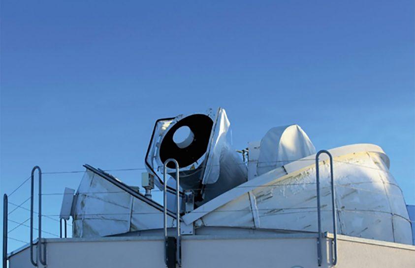 Svájci kutatók fényes nappal figyeltek meg űrszemetet