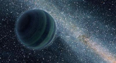 Magányos, apró bolygót találtak a Tejútrendszerben