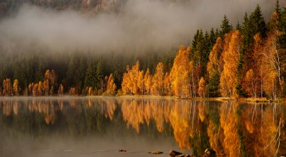 A nap képe: Víztükör – Szent Anna-tó