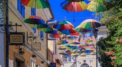 """Esernyős"" utca"