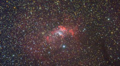 NGC 7635 (Buborék-köd)