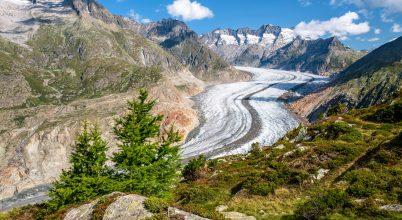 Aggasztó a svájci gleccserek gyors olvadása