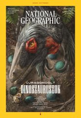 National Geographic 2020. októberi címlap