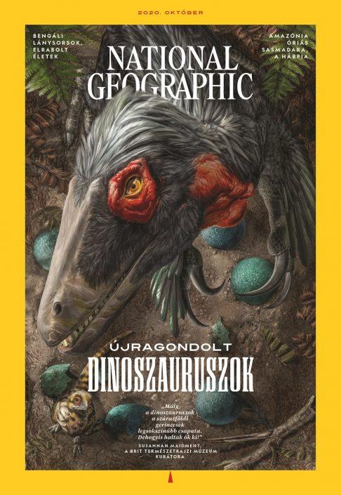 National Geographic Magazin - 2020. október