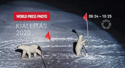 Az elmúlt év krónikája – World Press Photo kiállítás