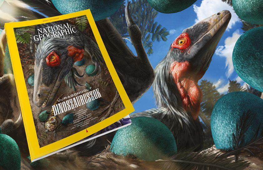 Megjelent a National Geographic 2020 októberi száma