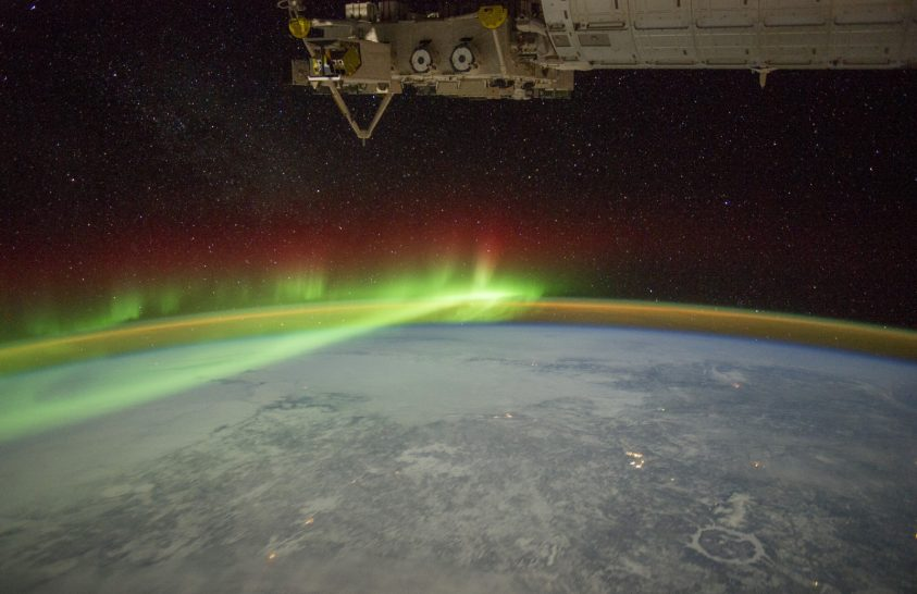 20 éve fotózzák a Földet a Nemzetközi Űrállomásról
