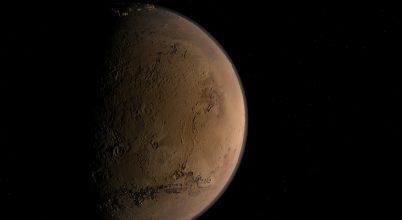 Mesterséges intelligencia fedezett fel egy új krátert a Marson