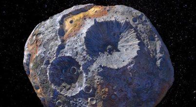 A Naprendszer egyik legérdekesebb aszteroidája