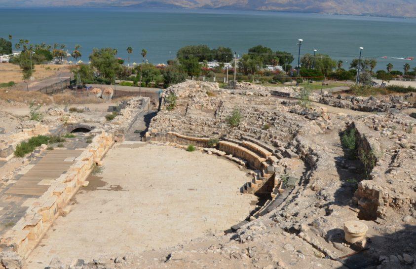 Történelmi földrengésnyomokat vizsgáltak Izraelben