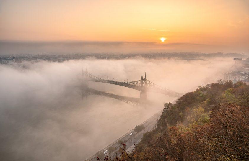 A nap képe: Ködös reggelek…