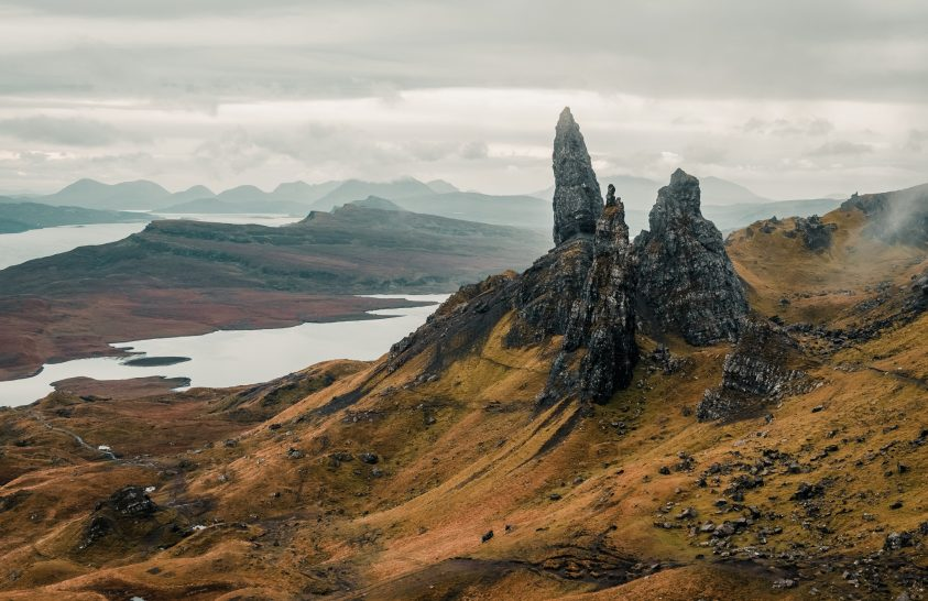 A nap képe: The Old Man of Storr
