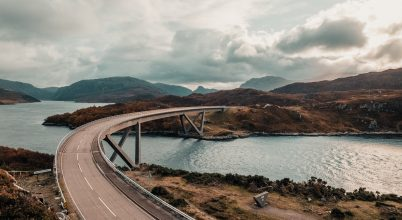Kylesku Bridge, Scotland