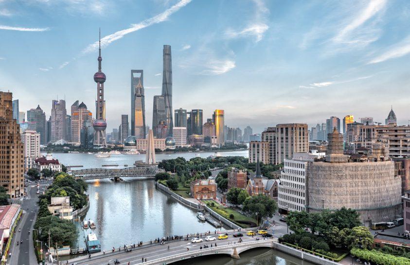 Egy kínai metropolisz lett az év okos városa 2020-ban