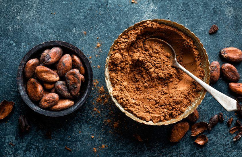 A kakaó flavonoidjainak jótékony hatása