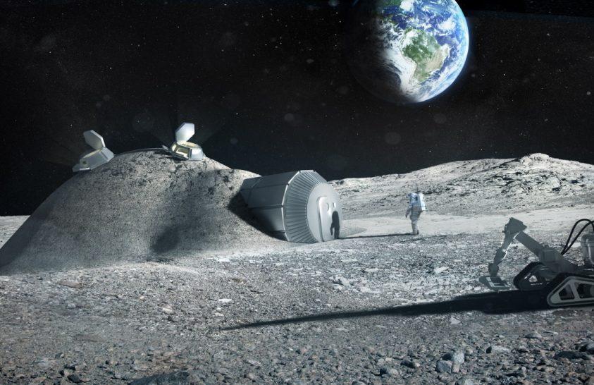 Miként lehet a holdporból oxigént előállítani?