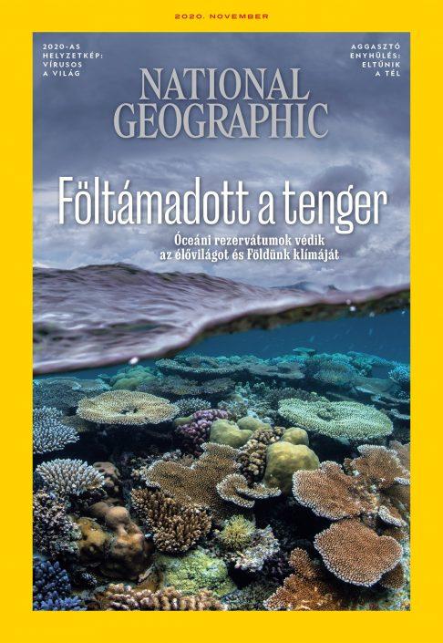 National Geographic Magazin - 2020. november