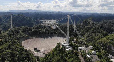 Véget ér egy korszak: szétszerelik az Arecibo Obszervatóriumot