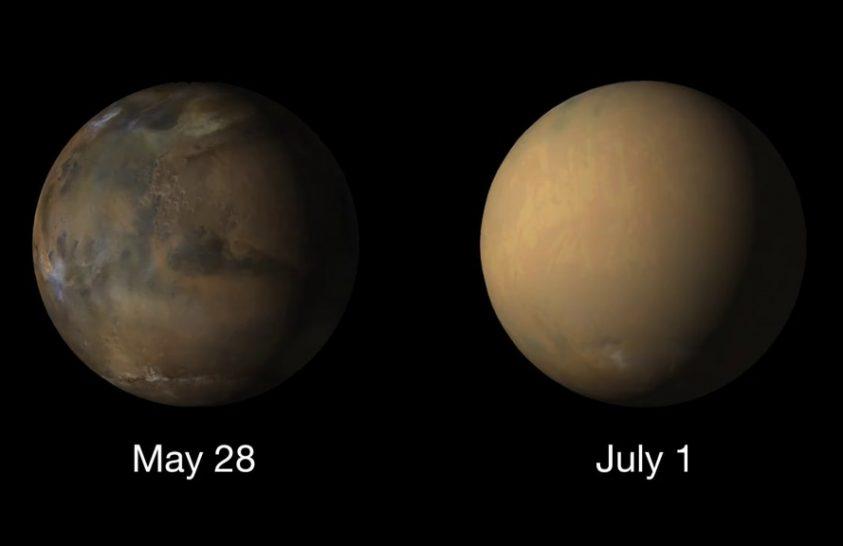 Újabb adalék a marsi víz eltűnéséhez