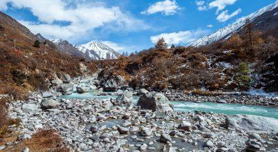 Hogy kerültek ezek a hatalmas sziklák a folyókba?