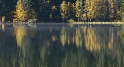 Környezeti változások nyomai a hegyi tavakban