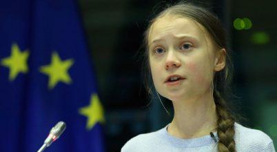 Greta Thunberg: hallgassunk végre a tudósokra