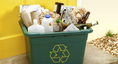 Németországban 6 százalékkal több üveg- és műanyaghulladék keletkezett