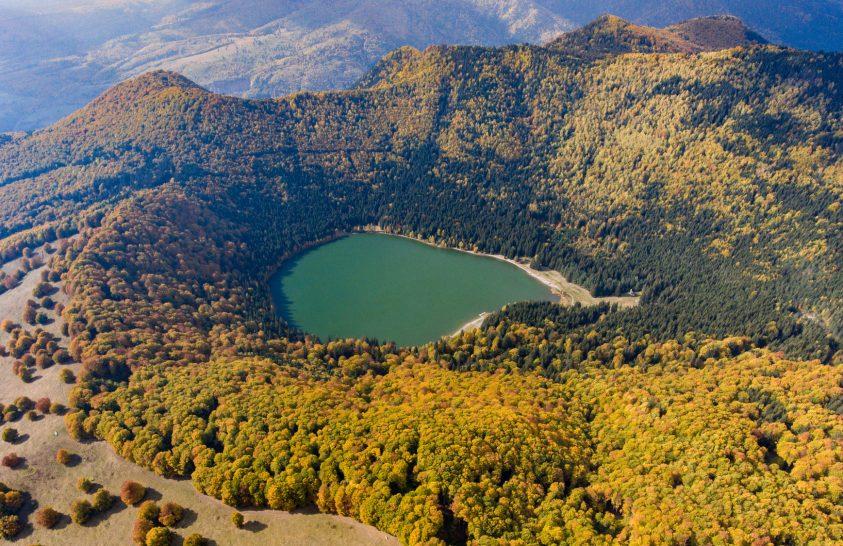 Tavasztól kevesebb ezüstkárász lehet a Szent Anna-tóban