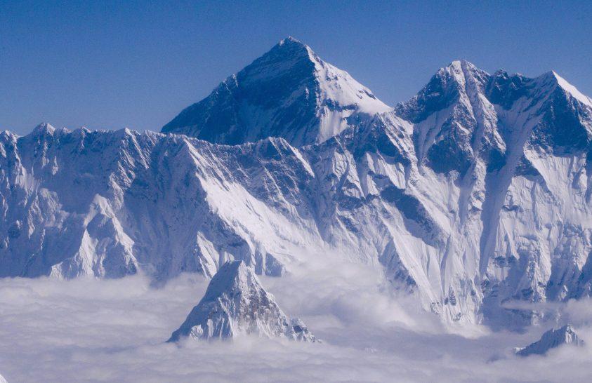 Ismét megmérték a világ legmagasabb hegycsúcsát