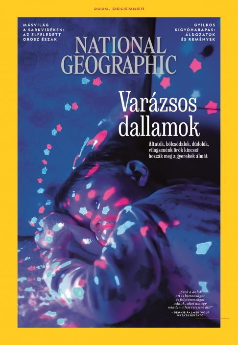 National Geographic Magazin - 2020. december