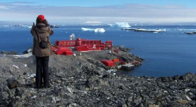 Antartktikát is elérte a koronavírus