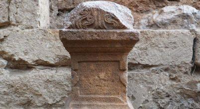Pogány oltárt találtak egy bizánci templomban