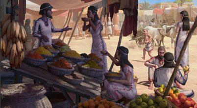 Banán, szója és kurkuma az ókori Mediterráneumban