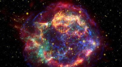 Rég elpusztult csillagokra bukkantak