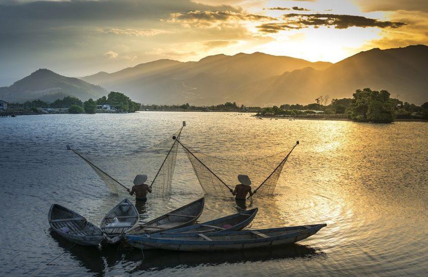 Így változtak Ázsia folyói a középkor óta
