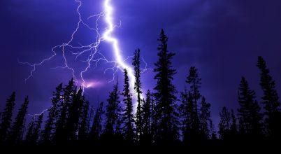 Gyakoribbak-e a villámcsapások az északi sarkvidéken?