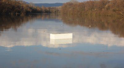Újabb fejezetéhez érkezett folyóvizeink hulladékhelyzetének feltérképezése