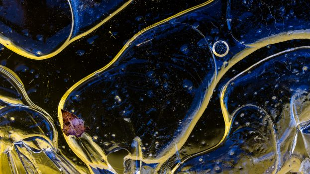 A nap képe: Jeges formák