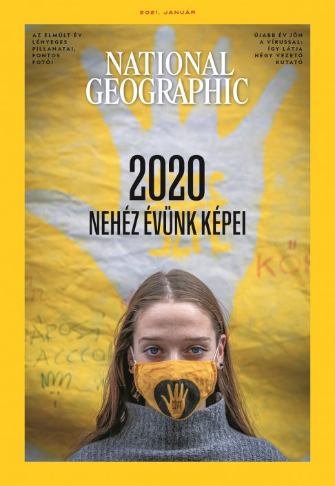 National Geographic Magazin - 2021. január