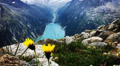 Az Alpok átalakulása a klímaváltozás tükrében