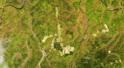 Aranybányászat Szibériában