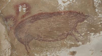 Megtalálták a legősibb rajzot, amely állatról készült