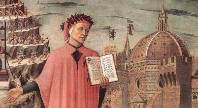 Online kiállítás Dante halálának 700. évfordulójára