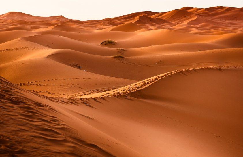 A falu, amelyet visszafoglalt a sivatag