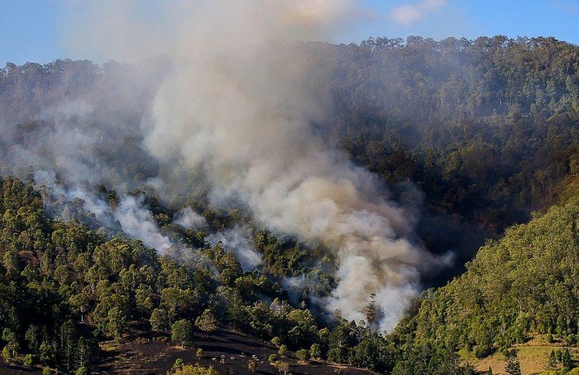 Így győzték le az amerikai őslakosok a tűzvészeket