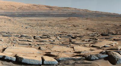 A Mars egykor olyan lehetett, mint a mai Izland